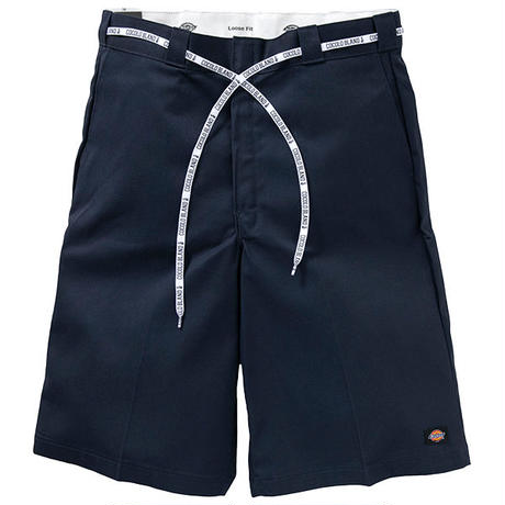 #556 WORK SHORTS (DARK NAVY)