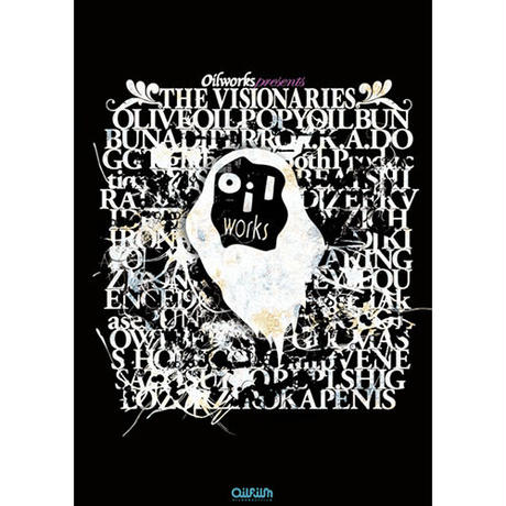 OILWORKS presents / The Visionaries [DVD]
