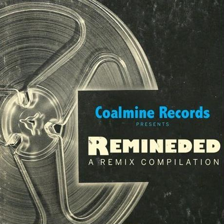 V.A / Remineded: A Remix Compilation (Blue Vinyl) [LP]