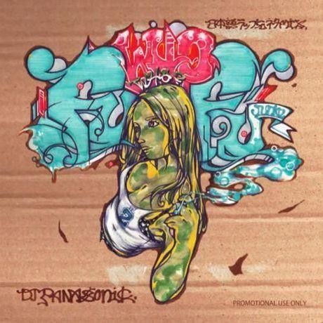 DJ PANASONIC / Fu Who Fu vol.2 [MIX CDR]