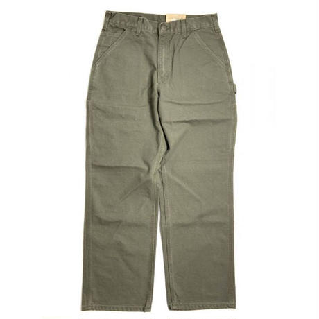 Carhartt B11 Washed Duck Work Pants -Moss-