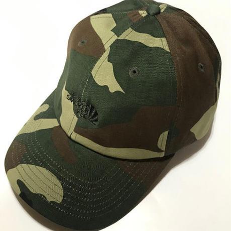 BLACKFACE / BENTBRIM CAP (CAMO)
