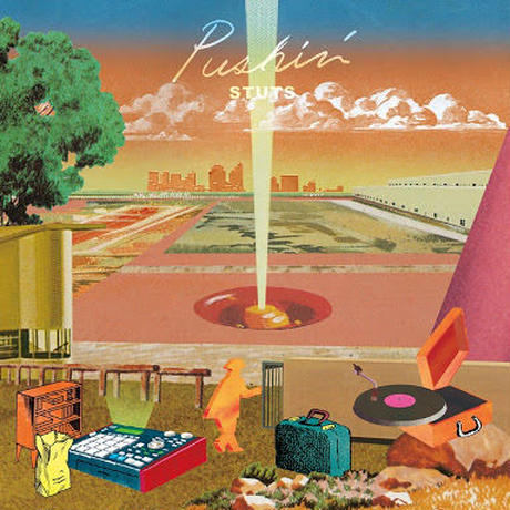 STUTS / Pushin' [CD]