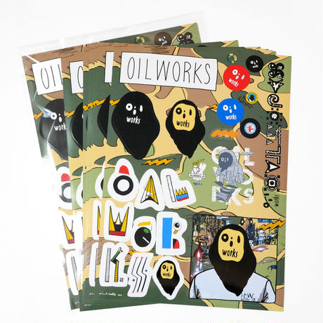 OILWORKS STICKERS 2017 [20pic]