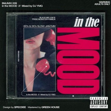 DJ YMG / in the MOOD [MIX CD]