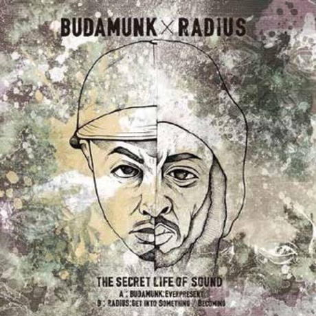 BUDAMUNK / RADIUS - THE SECRET LIFE OF SOUND [7INCH]