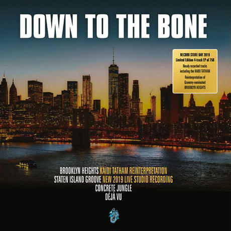 RSD2019 - Down To The Bone / Brooklyn Beats (Incl.Kaidi Tatham Remix) [12inch]