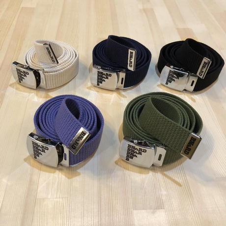 BNGRD GI BElT (OFF WHITE)
