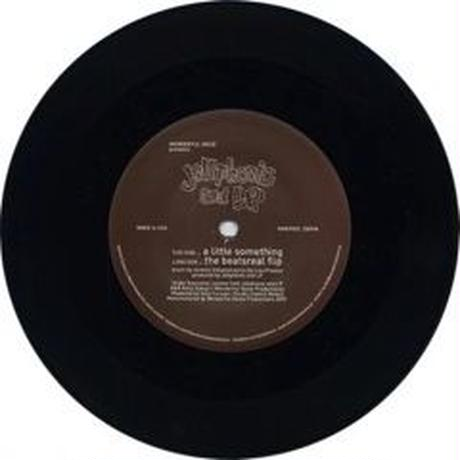 予約- Jellphonic and LP / A Little Something/The Beatsreal Flip [7inch]