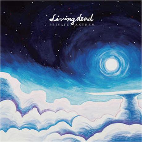 LIVING DEAD / PRIVATE ANTHEM [CD]