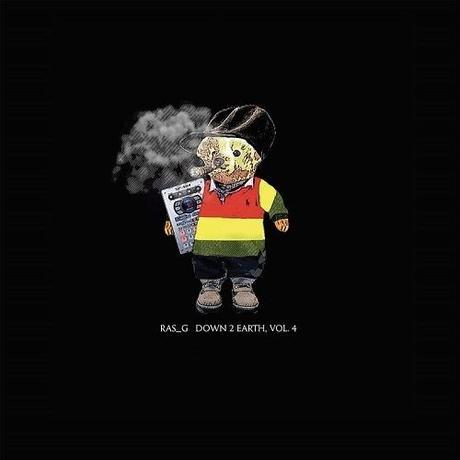 RAS G / DOWN 2 EARTH VOL. 4 [LP]