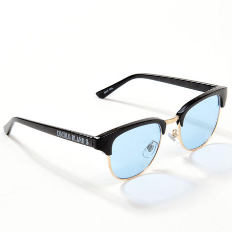 BLOW TOY SUNGLASS (BLK/BLUE LENS)