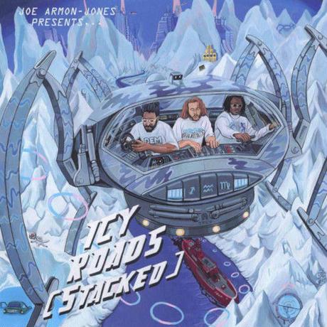 JOE ARMON-JONES / Icy Roads (Stacked)[10inch]