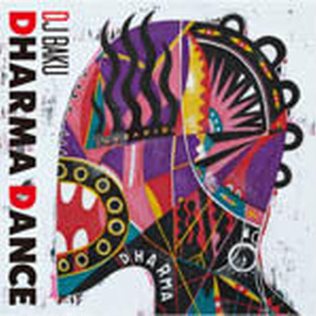 DJ BAKU / DHARMA DANCE [CD]
