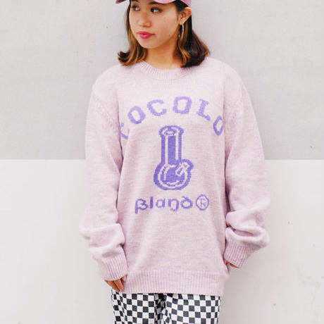 CLASSIC BONG SWEATER (LAVENDER)