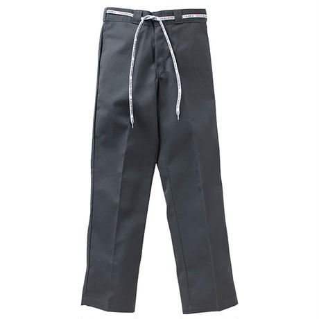 #556 WORK PANTS (CHACOAL GRAY)