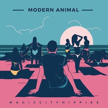 11月下旬予定 - Magic City Hippies / Modern Animal [12inch]