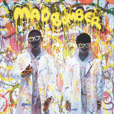 LBとOtowa / THE MAD BOMBER [CD]