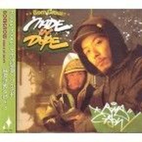 BOMGROW / MADE IN DOPE [CD]