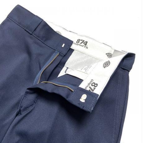 Dickies 874 ORIGINAL FIT WORK PANTS -NAVY-