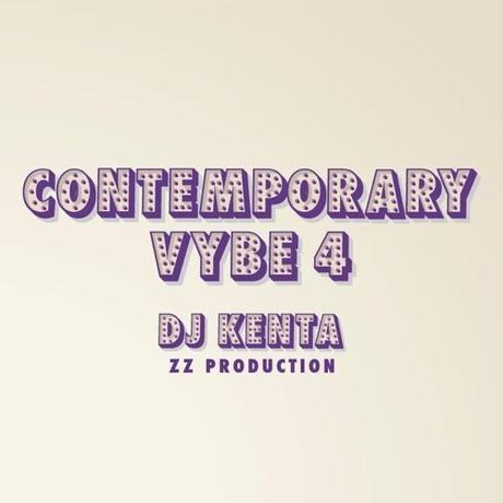 DJ KENTA (ZZ PRODUCTION) / Contemporary Vybe4 [MIX CD]