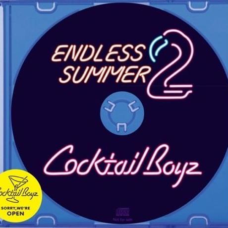 Cocktail Boyz(Q a.k.a INSIDEMAN & KENKEN) /  Endless Summer 2 [MIX CD]