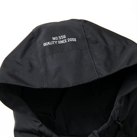 NO.556 SWITCHING SHELL JKT (BLACK)