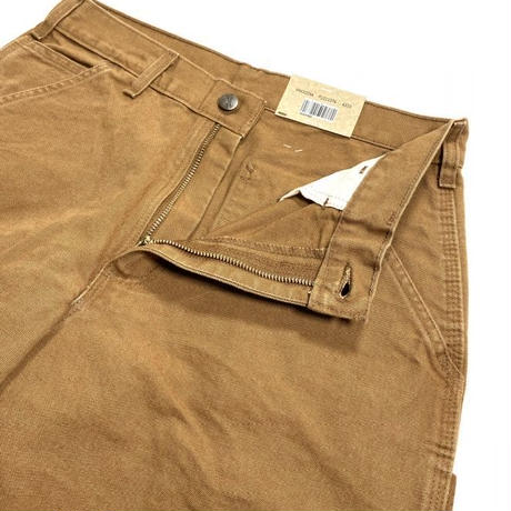 Carhartt B11 Washed Duck Work Pants -Brown-