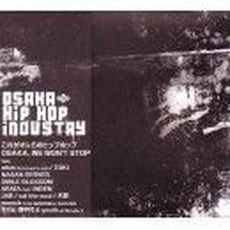 VARIOUS ARTISTS / OSAKA HIP HOP INDUSTRY [CD]