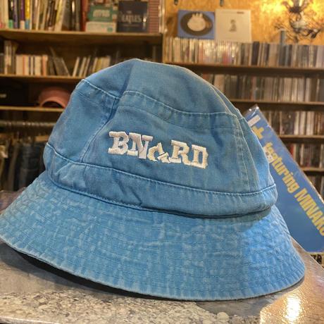 BNGRD pigment dye BACKET HAT (AQUA)