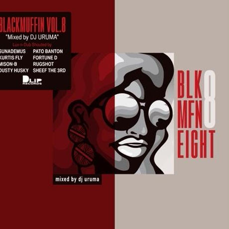 DJ URUMA / Blackmuffin vol.8 [MIX CD]