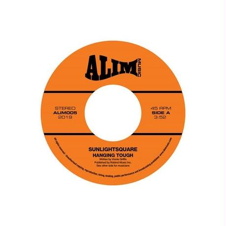 SUNLIGHTSQUARE - HANGING TOUGH / THE GROOVE [7inch]