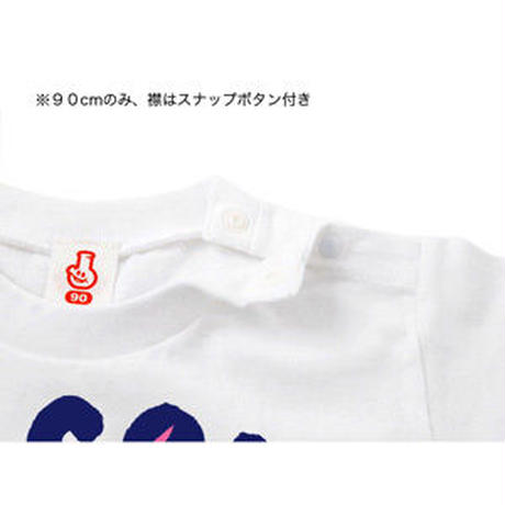 BONG FAMILY S/S tee(WHITE/MELON/RED/NAVY KIDSサイズ)