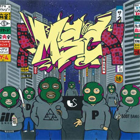 MSC / 1号棟107 [CD]
