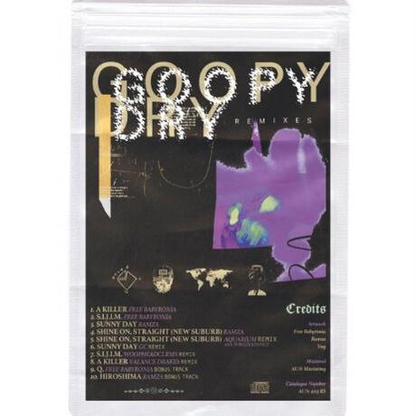 Free Babyronia / Ramza - GOOPY DRY REMIXES [CD+冊子]