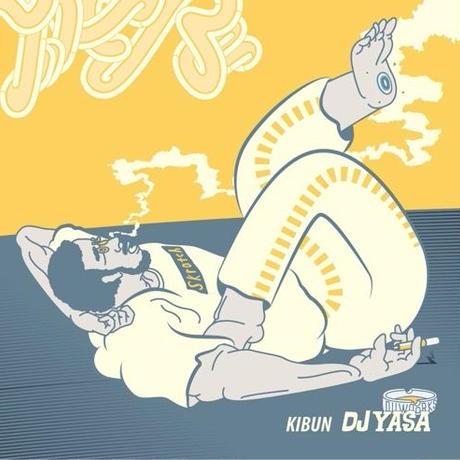 DJ YASA / KIBUN [CD]