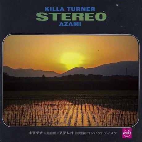 8/21 - KILLA TURNER / AZUMI [MIX CD]