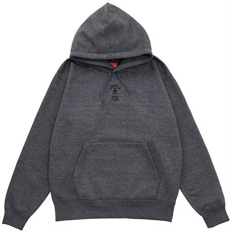#556 SUPER HEAVY HOODIE (CHACOAL GRAY)