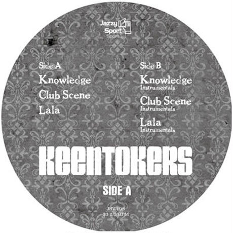 Keentokers (Budamunk + Joe Styles + OYG) / Knowledge [12inch]