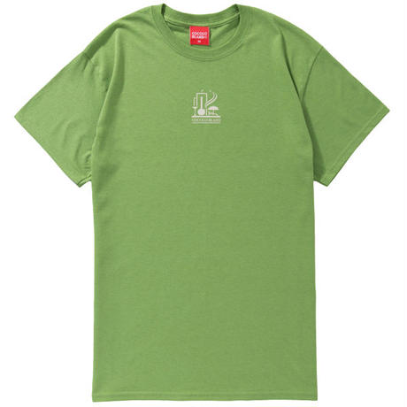 RESORT HOTEL S/S TEE (KIWI GREEN)