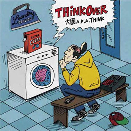 大國 a.k.a. THINK / THINK OVER [CD]