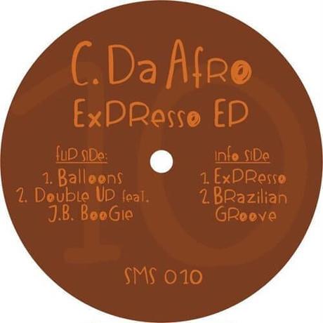 C. DA AFRO / EXPRESSO EP [12inch]