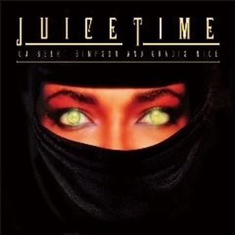 DJ BEERT / GRADIS NICE & OJ BEERT SIMPSON -JUICE TIME- [CD]