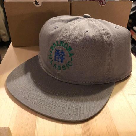 酔CLASSIC 6p cap (GRAY)