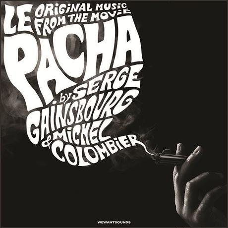 SERGE GAINSBOURG & MICHEL COLOMBIER / LE PACHA OST  [LP]