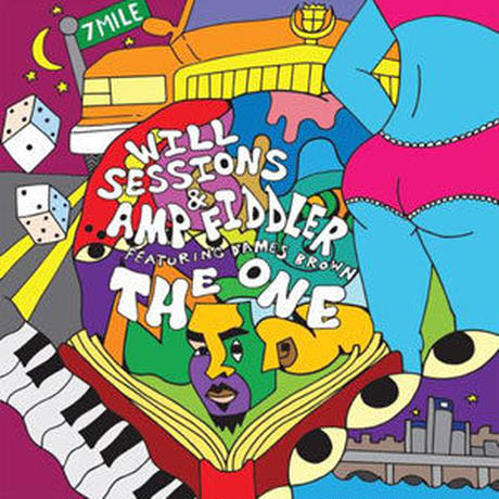 Will Sessions & Amp Fiddler feat. Dames Brown / The One -repress- [2LP]