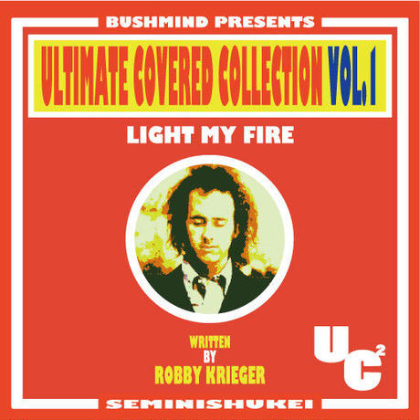 BUSHMIND / Ultimate covered collection Vol.1 - Light My Fire [MIX CDR]