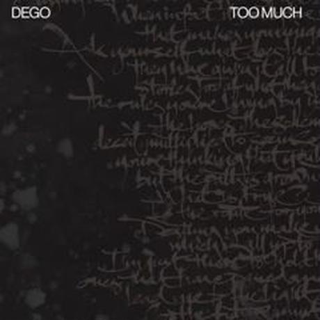 予約 - DEGO / Too Much -2LP