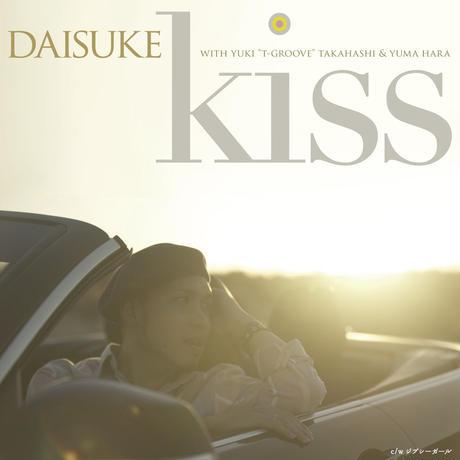 """RSD2019 - DAISUKE with Yuki """"T-Groove"""" Takahashi & YUMA HARA / KISS c/w ジプシーガール [7inch]"""