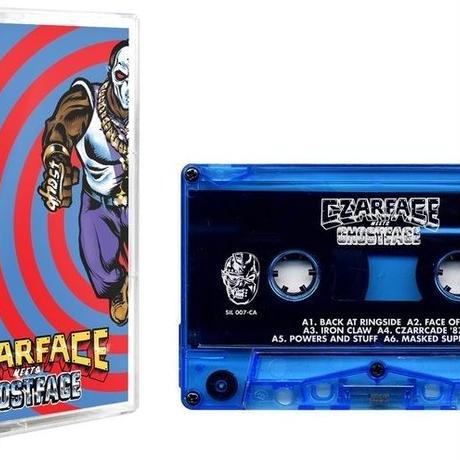 GHOSTFACE KILLAH & CZARFACE / CZARFACE MEETS GHOSTFACE [TAPE]